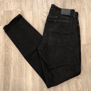 Lucky Brand Black Sofia Skinny Jeans